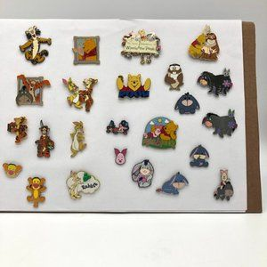 Disney Winnie the Pooh and Friends Collector Pins